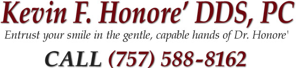 Kevin F Honore DDS